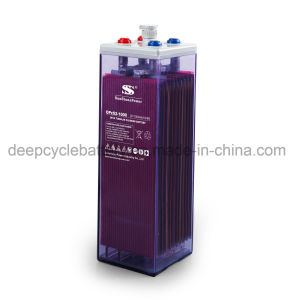 Deep Cycle Solar Power Battery 2V 800ah Flooded Lead Acid Batteries pictures & photos