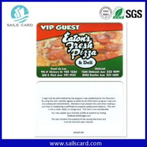 Lottery Telecom Plastic Printing Scratch Card pictures & photos