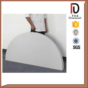 Wholesale Foldable Half Round Banquet Table (BR-T084) pictures & photos