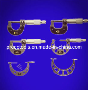 4-Key Digital Outside Micrometers, Chromed Plated, IP54 pictures & photos