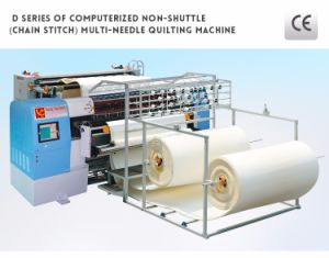 Industrial Computerized Stitching Quilting Sewing Machine for Mattress pictures & photos