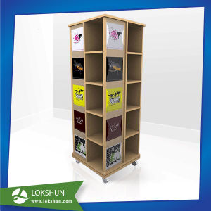 Hot Selling Wooden Supermarket Store Display pictures & photos