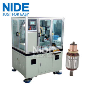 Automatic Armature Commutator Surface Turning Lathe Machine pictures & photos
