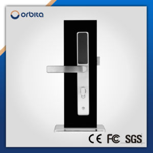 Digital Electric RF Hotel Card Door Lock Hotel Lock Swipe Card Door Lock pictures & photos