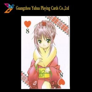 Custom Deck of Anime Playing Cards and Anime Poker Cards pictures & photos