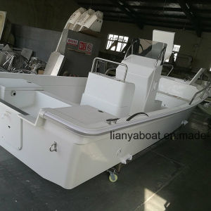 Liya 5.8m Fishing Boat Chinese Manufacturer of Fibergglass Boat pictures & photos