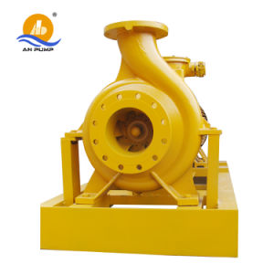 Single Stage Sing Suction Open Impeller Sugar Industry Centrifugal Pump pictures & photos