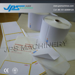 Six Colour Continuous Express Waybill Form Printing Machine pictures & photos