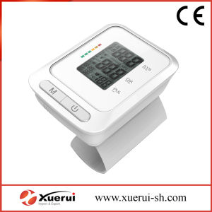 Digital Medical Blood Pressure Monitor for Wrist Use pictures & photos