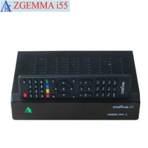 Full Channels Player IPTV Box Zgemma I55 Dual Core Linux OS E2 USB WiFi HD 1080P pictures & photos