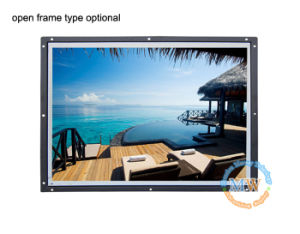 19 Inch LCD Advertising Display Screen with High Brightness Optional (MW-192ABS) pictures & photos