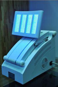 CE Photo Dynamic Therapy PDT Machine with 3colors pictures & photos