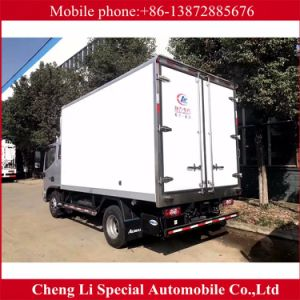 -5 to-18 Degree Foton Freezer Van Truck for Sale pictures & photos