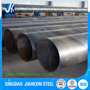 Spirally Welded Steel Pipe and Tube pictures & photos
