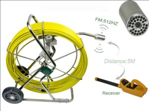 Hot Sale! Wopson CCTV 512Hz Wireless Transmitter Inspection Camera System pictures & photos