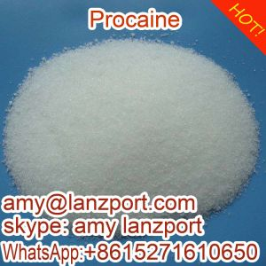 Safely Pass Customs Local Anesthetic Drug Procaine pictures & photos