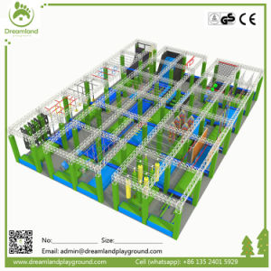 Top Quality UK Hot Sale Kids Game Ninja Warrior Obstacle Course pictures & photos