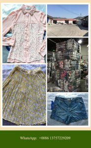 Second Hand Used Clothes to Africa Market in Bales Price pictures & photos