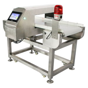 Economic Cheap Belt Conveyor Food Metal Detector pictures & photos