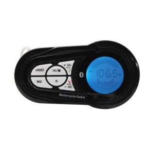 Motorbike Accessory Alarm FM Motorcycle Radio with Bluetooth pictures & photos
