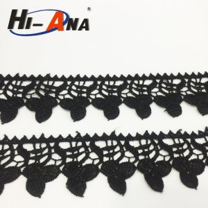 Rapid and Efficient Cooperation Hot Selling Water Soluble Lace pictures & photos
