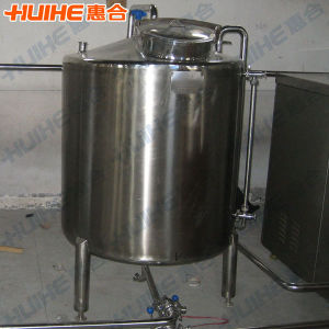 Food Grade Sanitary Storage Tank pictures & photos