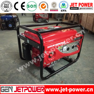 5kw Gasoline Generator Air-Cooled Gasoline Engine Single Phase pictures & photos