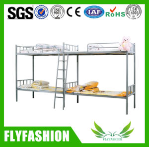 School Dormitory Double Steel Bed for Wholesale Sf-12 pictures & photos