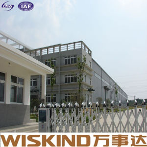 Good Insulation Steel Design Structural Steel Fabrication for Design pictures & photos
