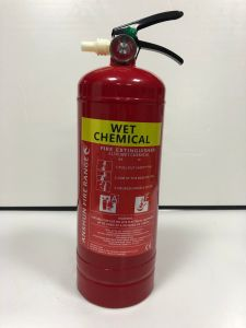 Portable Fire Extinguisher with 3L Capacity Water Based Agent