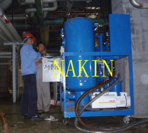 Water Removal Decoloring Used Turbine Oil Purifier, Energy Saving Oil Centrifugal Separator pictures & photos