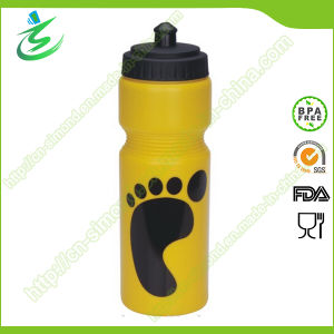 750ml Custom Easy Squeeze Plastic Sports Bottle / Water Bottle pictures & photos