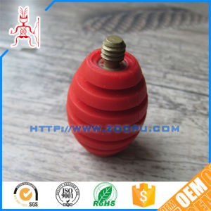 Low Price Custom-Designed Silicone Rubber Vibration Damper pictures & photos