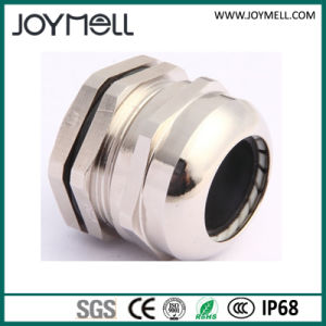 IP68 Waterproof RoHS M50 Brass Cable Gland pictures & photos