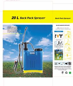 20liter Agricultural Knapsack Hand Sprayer (HT-20B) pictures & photos
