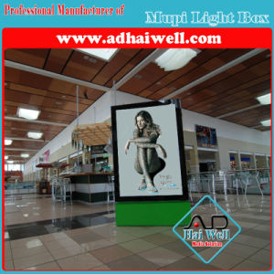 Mall Floor Standing Mupi Advertising Light Box pictures & photos