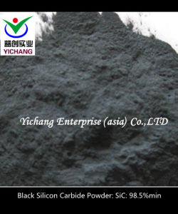 Black Silicon Carbide for Abrasive Media & Abrasive Tools pictures & photos