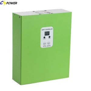 High Quality 40A MPPT Solar Charge Controller pictures & photos