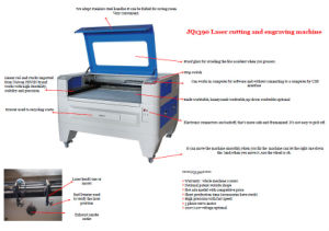 Musical Instrument Laser Processing Machine pictures & photos