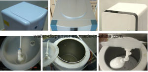 3 Faucets Hot, Warm and Cold Water Dispenser 16L-Xg/E Compressor Cooling pictures & photos