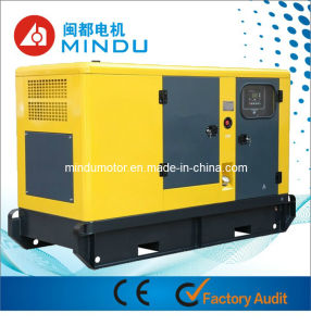 30kVA China Lovol Silent Diesel Generator pictures & photos