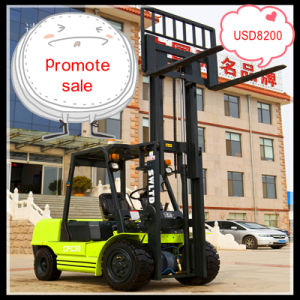 3t Diesel Forklift CPC30 with CE pictures & photos