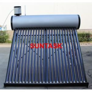 Compact Non-Pressure Solar Water Heater (with Assistant Tank) pictures & photos