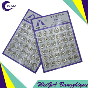 Customize a Variety of Models of High Quality Electroplating Buttons pictures & photos