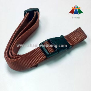 Good Quality Brown Nylon Material Dog Collar pictures & photos