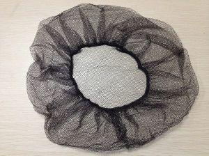 Hot Sale Disposable Nylon Brown Hairnet pictures & photos