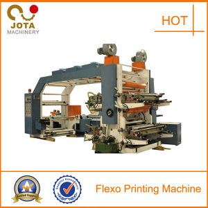 Automatic Paper Roll to Roll Printing Press Supplier pictures & photos