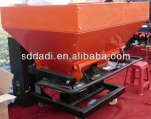 Double Spreading Discs Spreader Fertilizer Spreader Seed Spreader pictures & photos