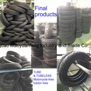 High Quality Tractor Tire Motorcycle Tire Production Plant pictures & photos