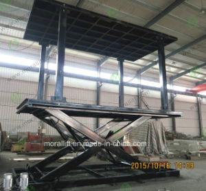 High Quality Double Deck Auto Lift for Basement pictures & photos